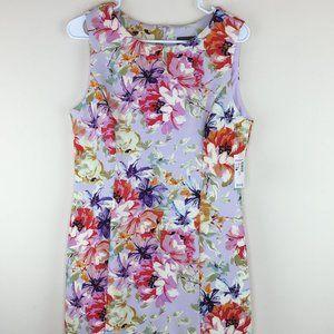 Donna Ricco New York Floral Sleeveless Dress